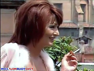 Italian Smoking Outdoor Italian Milf Outdoor