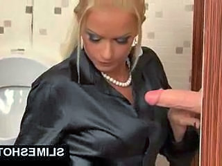 Gloryhole European MILF