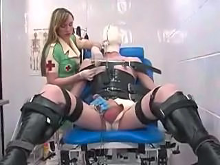 Latex MILF Nurse Mistress