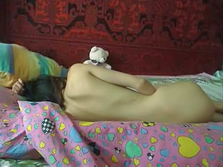 Sleeping Russian Skinny Amateur Teen Emo Russian Amateur