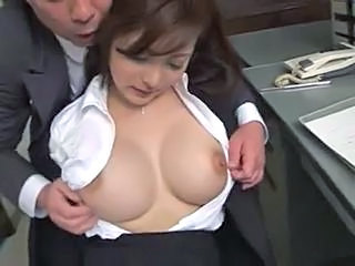 Cute Japanese Beauty wide of nightplay