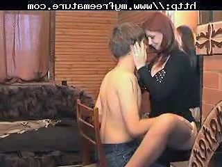 Homemade Redhead Mom Homemade Mature  Old And Young