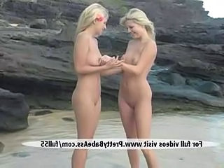 Amazing Beach Blonde Beach Sex Beach Teen Beautiful Blonde