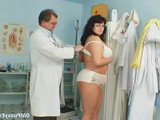 Chubby Doctor Glasses Chubby Ass Chubby Mature Doctor Mature