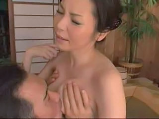 Nipples Fetish Japanese Milf