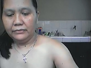 50 YEAR OLD MATURE FILIPINA LYLA G FROM CEBU CAM SHOW PART 1 Sex Tubes