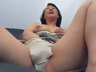 Asian Panty Mom Masturbating Mom  Mother