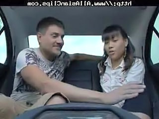 Asian Babe Fucked In The Car asian cumsh ... Sex Tubes