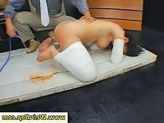 Busty asian slave gets ass punished Sex Tubes