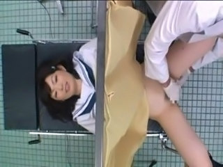 Asian Doctor HiddenCam Asian Teen Doctor Teen Schoolgirl