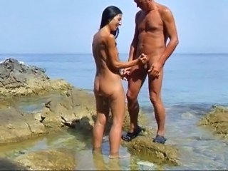 Beach Nudist Handjob Handjob Mature Nudist Beach