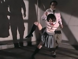 Bondage Teen Uniform Asian Teen School Teen Schoolgirl