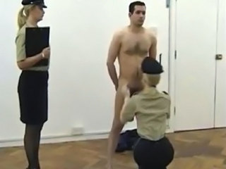 CFNM Army Uniform Punish Pregnant Teen