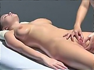 Erotic Massage WIth Oil