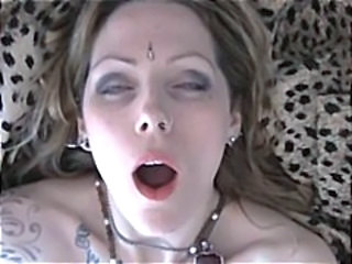 Orgasm Piercing MILF Rough