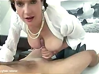 Mature Pov Tits job Pov Mature Son