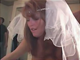 Bride MILF Vintage Wedding