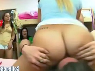 Facesitting Ass Party Ass Licking College Student Party