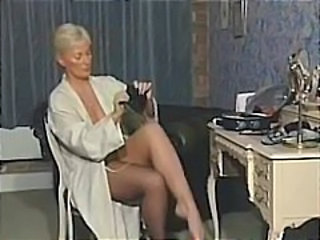 Mature Vintage Legs Mature Stockings Stockings