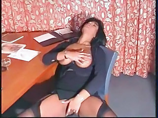 Solo Secretary Masturbating Masturbating Mature Mature Masturbating Mature Stockings