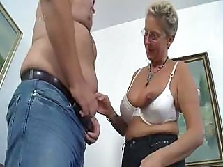 Mature German European German Mature Glasses Mature Mature Ass
