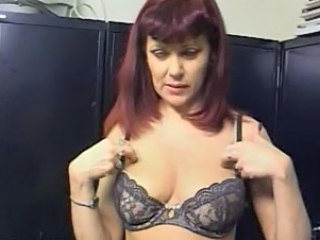 Secretary Mature Lingerie