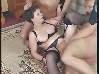 Saggytits Lingerie Threesome Fisting Mature Hardcore Mature Mature Stockings