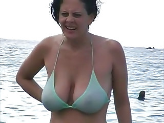Natural Outdoor Amateur Amateur Big Tits Beach Amateur