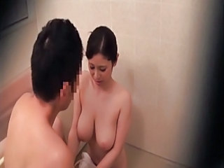 Mom Big Tits Asian Asian Big Tits Bathroom Bathroom Mom