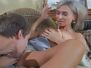 Russian Mom Licking Old And Young Russian Milf Russian Mom