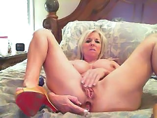 Cam MILF Toy DP Related Videos