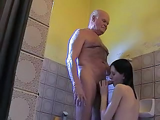 Blowjob Daughter Old and Young Blowjob Teen Dad Teen Daddy