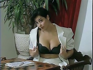 Stripper Natural Vintage French French + Maid French Milf