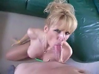 Racquel deepthroats and swallows cum