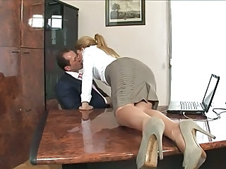 Babe Secretary Office Babe Ass Office Babe