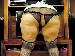 Amateur Ass Homemade Amateur Lingerie Maid Ass