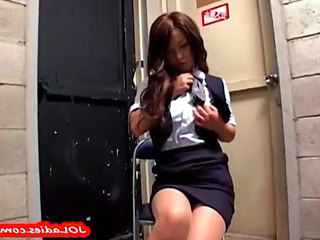 Skirt Asian Babe Asian Babe Babe Masturbating Bus + Asian