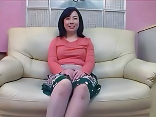 49yr old Japanese Granny Loves to Taste Cum (Uncensored)