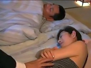 Japanese Asian Sleeping Japanese Wife Sister Sleeping Wife