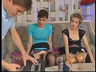 German Threesome Mature German Mature German Vintage Group Mature