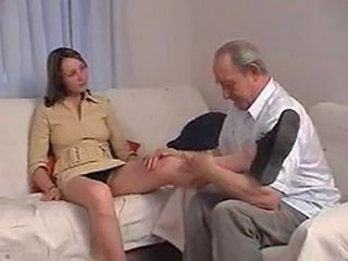 Legs Old And Young Teen Dad Teen Daddy Daughter