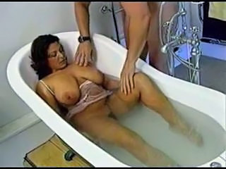 Old and Young Vintage Bathroom Bathroom Tits Big Tits Mom Mature Big Tits