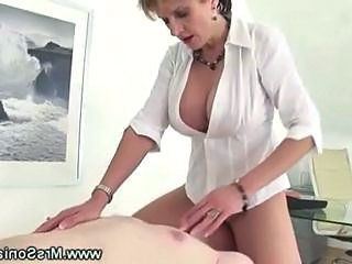 Facesitting British CFNM Big Cock Milf Big Tits Milf British Milf