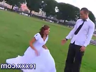 Bride Outdoor Redhead Outdoor
