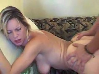 MILF Blondinke Doggystyle