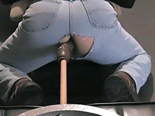 Machine Jeans Rough Teen Shaved