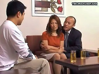 Mom Drunk Asian Married Mother