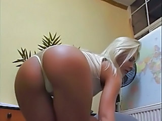 Secretary Blonde Babe Babe Ass Babe Panty Office Babe