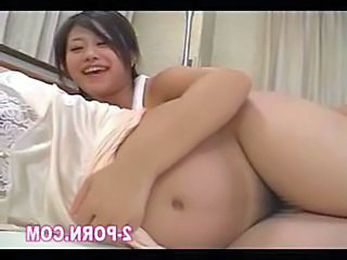pregnant mother and two ladyboy daughter