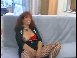 Hot Redhead Euro Mature Assbanged